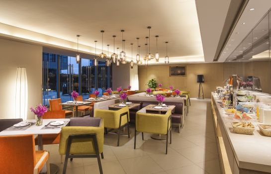 Restaurante Citadines Intime City