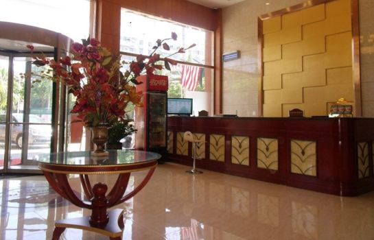 Empfang Green Tree East Train Station East Fengxiang Road Business Hotel (Domestic only)