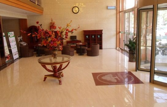 Hotelhalle Green Tree East Train Station East Fengxiang Road Business Hotel (Domestic only)