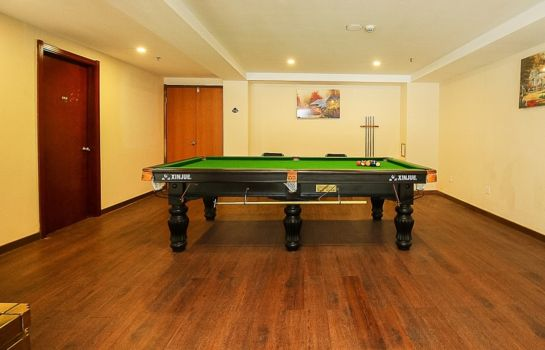 Sporteinrichtungen Green Tree East Train Station East Fengxiang Road Business Hotel (Domestic only)
