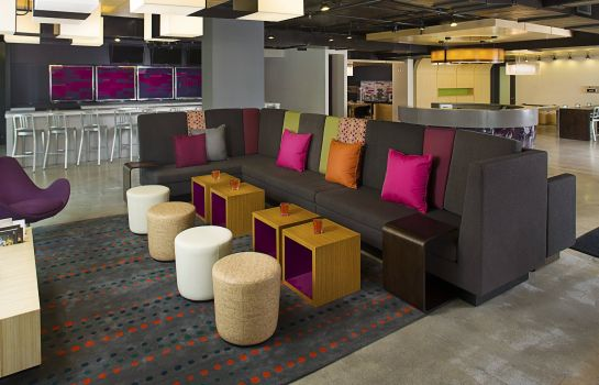 Hotel bar Aloft Miami - Brickell