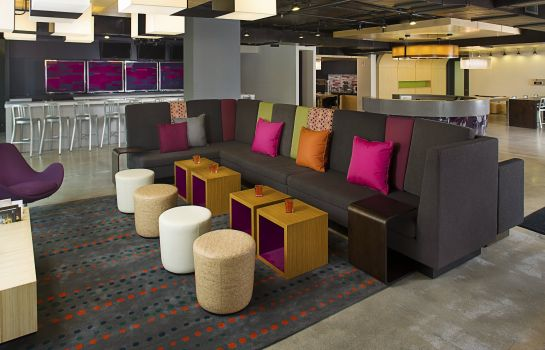 Hotel-Bar Aloft Miami - Brickell