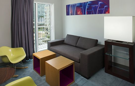 Chambre Aloft Miami - Brickell
