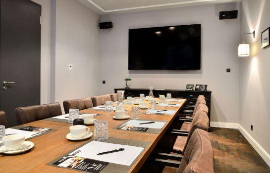 syte mannheim conference room hotel fruhstuck
