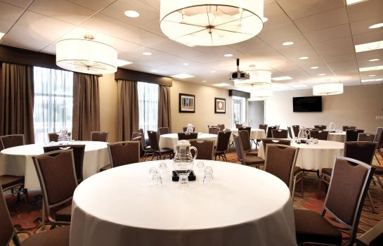 Conference room Homewood Suites by Hilton Charlottesville VA