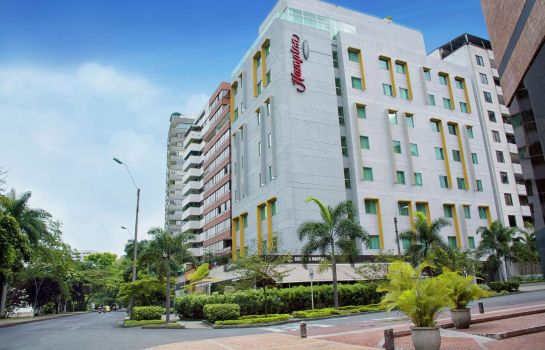 Vista exterior Hampton by Hilton Cali Colombia