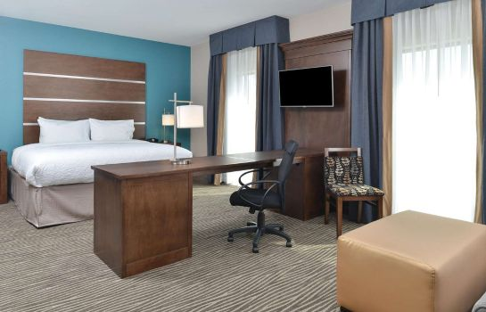 Zimmer Hampton Inn and Suites Des Moines Downtown IA