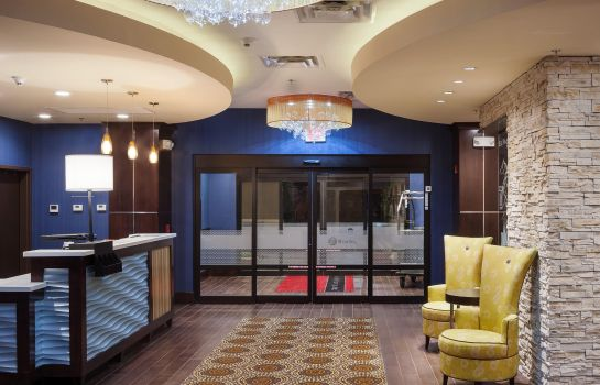 Hotelhalle Hampton Inn - Suites El Paso-East