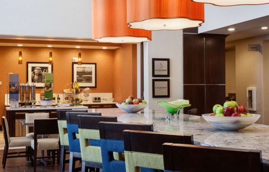 Restaurant Hampton Inn - Suites El Paso-East