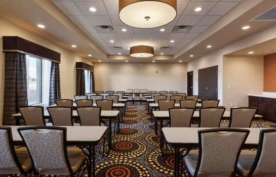Tagungsraum Hampton Inn - Suites El Paso-East