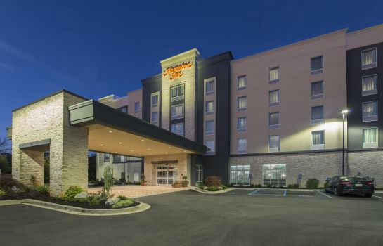 Außenansicht Hampton Inn Greenville-I-385 Haywood Mall SC