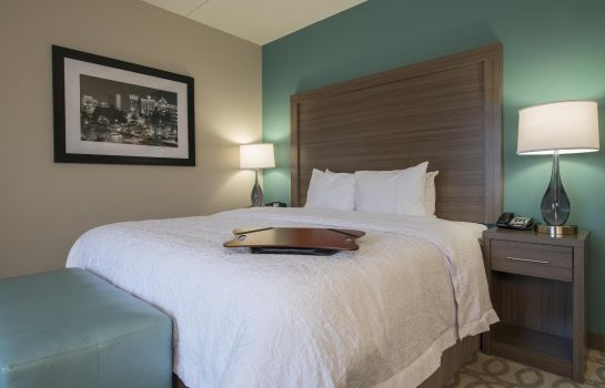 Zimmer Hampton Inn Greenville-I-385 Haywood Mall SC