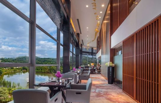 Hotel-Bar DoubleTree by Hilton Guangzhou- Science City
