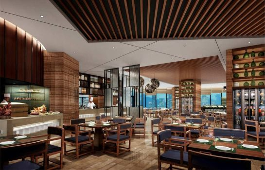 Restaurant DoubleTree by Hilton Guangzhou- Science City