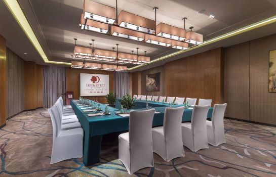 Tagungsraum DoubleTree by Hilton Guangzhou- Science City