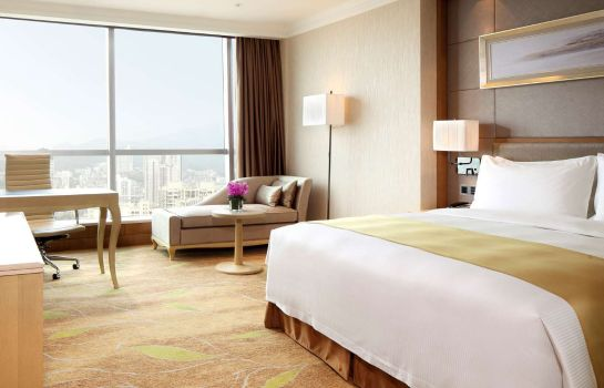 Zimmer DoubleTree by Hilton Guangzhou- Science City