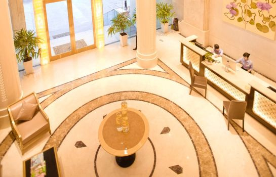Hotelhalle Holiday Beach Danang Hotel & Spa