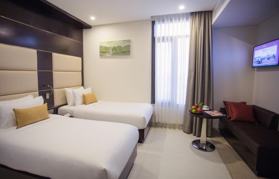 Einzelzimmer Komfort Holiday Beach Danang Hotel & Spa