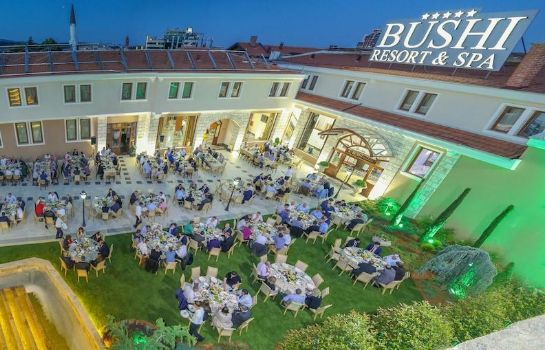Restaurant Bushi Resort & Spa