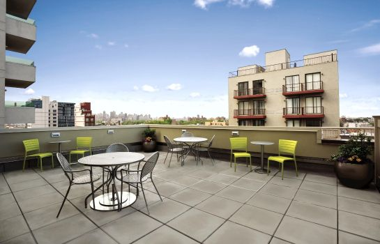 Außenansicht Home2 Suites by Hilton New York Long Island City NY