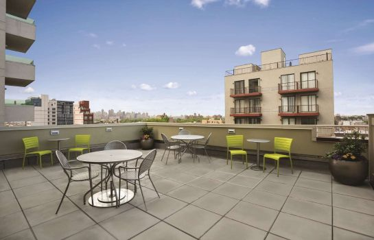 Vue extérieure Home2 Suites by Hilton New York Long Island City NY