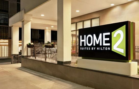 Vista exterior Home2 Suites by Hilton? New York Long Island City NY