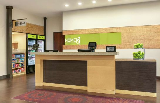 Hol hotelowy Home2 Suites by Hilton New York Long Island City NY