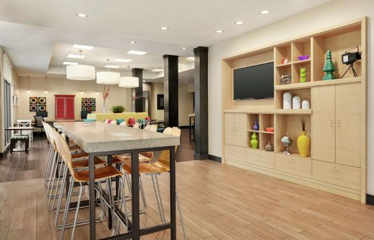 Restauracja Home2 Suites by Hilton New York Long Island City NY