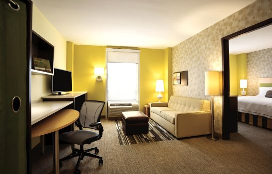 Suite Home2 Suites by Hilton New York Long Island City NY