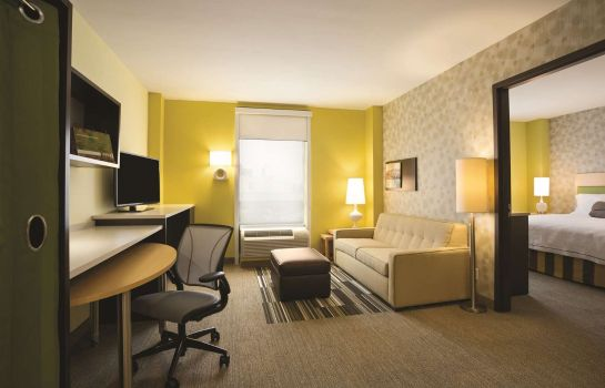 Chambre Home2 Suites by Hilton New York Long Island City NY