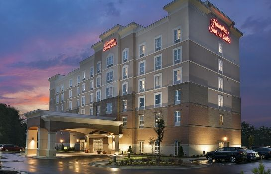 Buitenaanzicht Hampton Inn - Suites Fort Mill SC