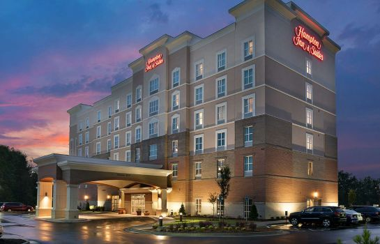 Vista exterior Hampton Inn - Suites Fort Mill SC
