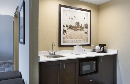 Bar del hotel Hampton Inn - Suites Fort Mill SC