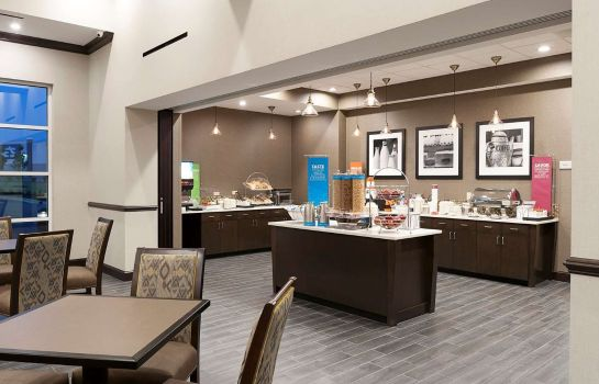 Restaurante Hampton Inn - Suites Fort Mill SC