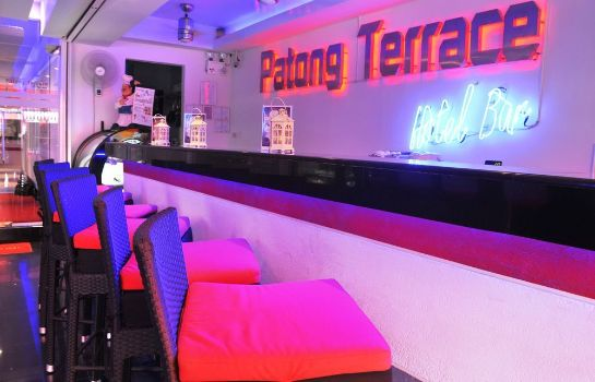 Hotel bar Patong Terrace