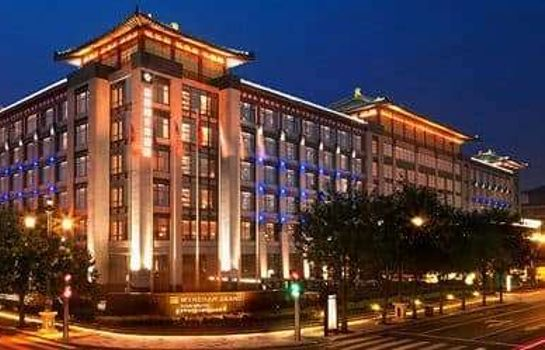 Exterior view Wyndham Grand Xian South