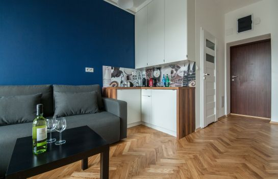Tweepersoonskamer (standaard) Your Freedom Apartments