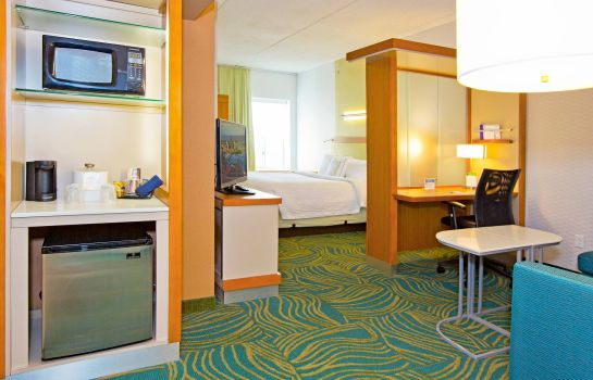 Zimmer SpringHill Suites Pittsburgh Mt. Lebanon