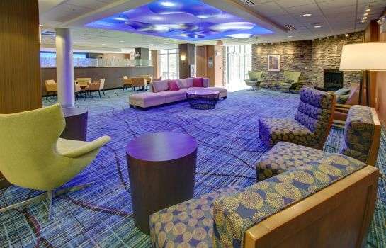 Hotel bar Fairfield Inn & Suites Rehoboth Beach