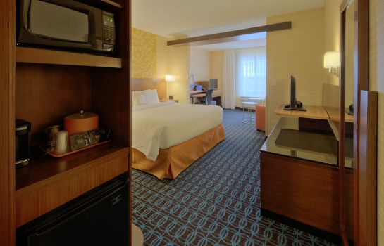 Suite Fairfield Inn & Suites Rehoboth Beach