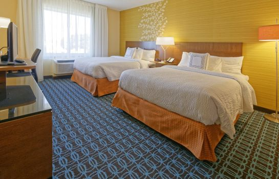 Room Fairfield Inn & Suites Rehoboth Beach