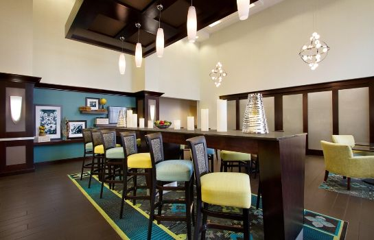Hotelhalle Hampton Inn - Suites York South