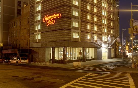 Außenansicht Hampton Inn Brooklyn-Downtown NY