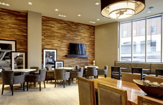 Hotelhalle Hampton Inn Brooklyn-Downtown NY