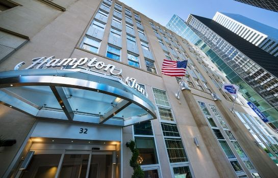 Vista exterior Hampton Inn Manhattan-Downtown-Financial District NY