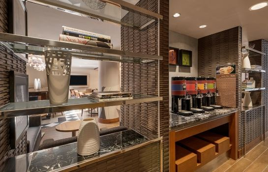 Restaurante Hampton Inn Manhattan-Downtown-Financial District NY