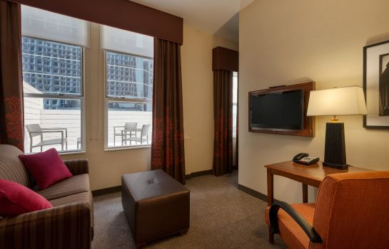 Suite Hampton Inn Manhattan-Downtown-Financial District NY