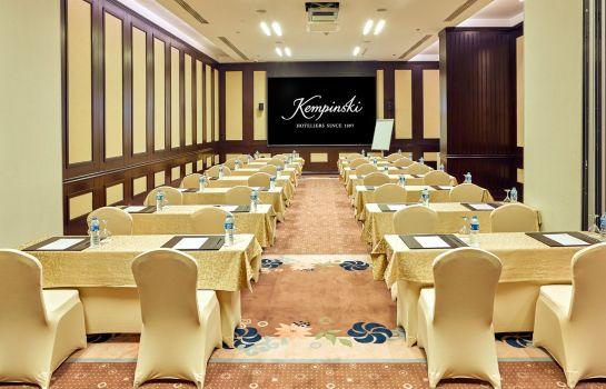 Conference room Royal Maxim Palace Kempinski Cairo