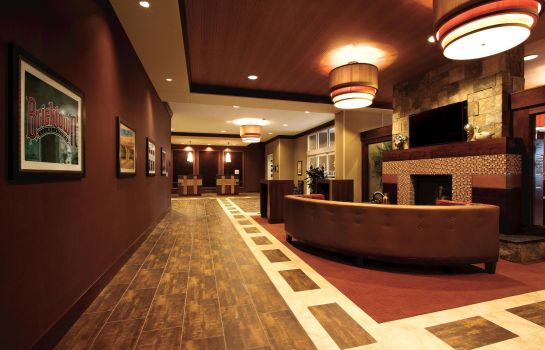 Hotelhalle Homewood Suites by Hilton Oklahoma City-Bricktown OK