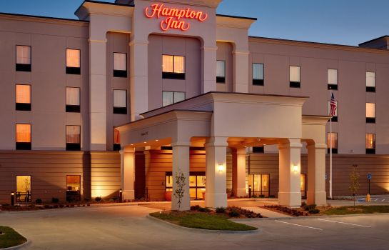 Außenansicht Hampton Inn Omaha-West Dodge Road -Old Mill- NE